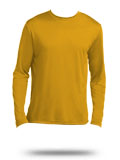 Custom Long Sleeve T-Shirts : Russell Performance Long Sleeve Tee