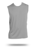 Custom Sleeveless T-Shirts, Athletic Performance Fabrics: ST352 Sport-Tek Sleeve