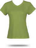 Custom Ladies' Athletic Apparel : CW23 Champion Ladies' Double Dry Tee