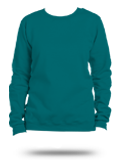 Custom Crewneck Sweatshirts: G180FL Gildan Heavy Blend Ladies' 8 oz., 50/50 Flee