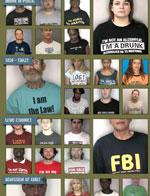 Mugshot T-Shirts